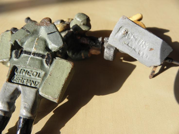 Lineol Figuren 1935 Wehrmacht