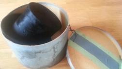 Zylinder Hutschachtel