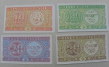 DDR Spielgeld