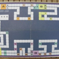 Chance oder Logik - ein DDR-Brettspiel