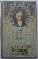 Liebig Haushaltungs-Kalender 1904