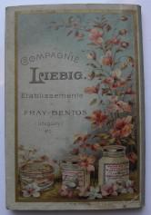 Liebig Haushaltungs-Kalender 1893