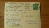 Luftschutz-Postkarte