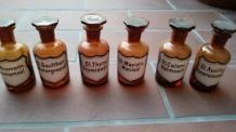 Apotheker-Flaschen