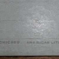 Weltausstellung Chicago 1893