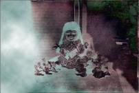 Photoplatte Negativ